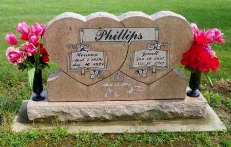 PHILLIPS, HERMAN - Shelby County, Ohio | HERMAN PHILLIPS - Ohio Gravestone Photos