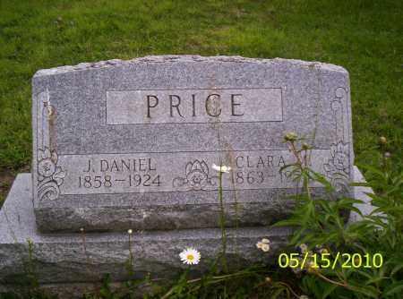 PRICE, CLARA M. - Shelby County, Ohio | CLARA M. PRICE - Ohio Gravestone Photos
