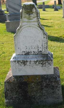 PUTHOFF, JOHANN - Shelby County, Ohio | JOHANN PUTHOFF - Ohio Gravestone Photos