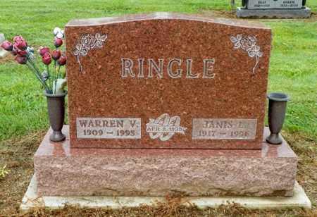 RINGLE, JANIS L. - Shelby County, Ohio | JANIS L. RINGLE - Ohio Gravestone Photos