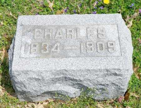 RITCHIE, CHARLES - Shelby County, Ohio   CHARLES RITCHIE - Ohio Gravestone Photos