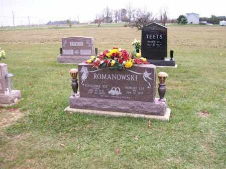 ROMANOWSKI, CONSTANCE SUE - Shelby County, Ohio   CONSTANCE SUE ROMANOWSKI - Ohio Gravestone Photos