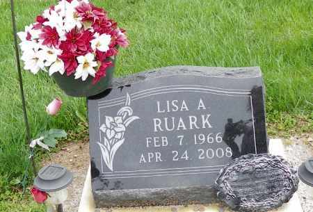 RUARK, LISA A. - Shelby County, Ohio | LISA A. RUARK - Ohio Gravestone Photos