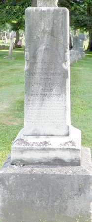 RUBEY, MELISSA A. - Shelby County, Ohio | MELISSA A. RUBEY - Ohio Gravestone Photos