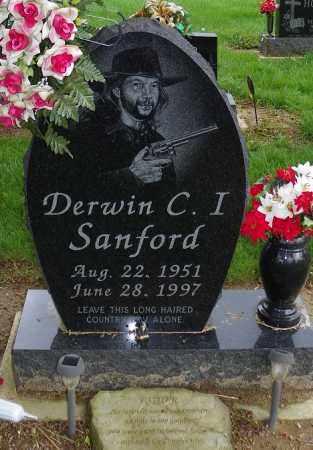 SANFORD, DERWIN C. I. - Shelby County, Ohio | DERWIN C. I. SANFORD - Ohio Gravestone Photos
