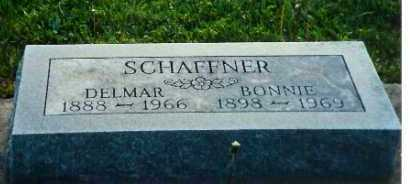 SCHAFFNER, DELMAR - Shelby County, Ohio | DELMAR SCHAFFNER - Ohio Gravestone Photos