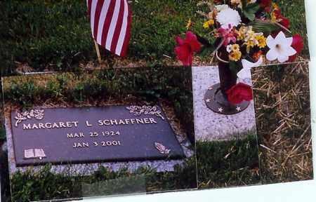 SCHAFFNER, MARGARET L. - Shelby County, Ohio | MARGARET L. SCHAFFNER - Ohio Gravestone Photos