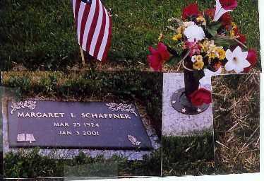 SCHAFFNER, MARGARET - Shelby County, Ohio | MARGARET SCHAFFNER - Ohio Gravestone Photos