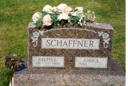 SCHAFFNER, JOAN L. - Shelby County, Ohio | JOAN L. SCHAFFNER - Ohio Gravestone Photos