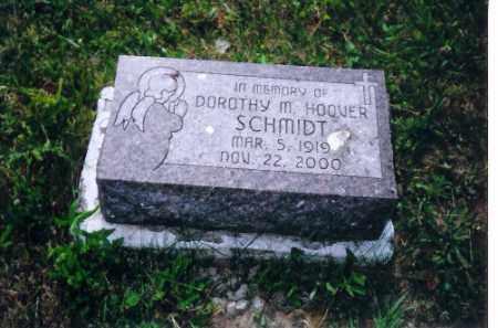 SCHMIDT, DOROTHY M. - Shelby County, Ohio | DOROTHY M. SCHMIDT - Ohio Gravestone Photos
