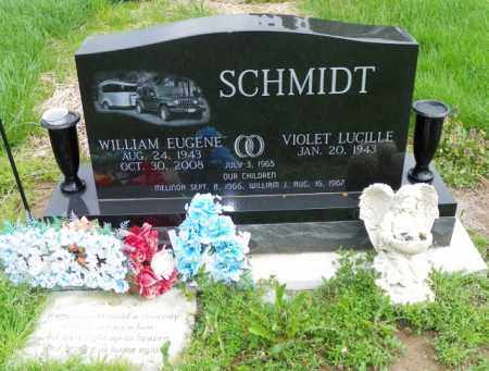 SCHMIDT, WILLIAM EUGENE - Shelby County, Ohio | WILLIAM EUGENE SCHMIDT - Ohio Gravestone Photos