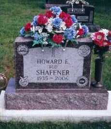 SHAFFNER, HOWARD E - Shelby County, Ohio   HOWARD E SHAFFNER - Ohio Gravestone Photos