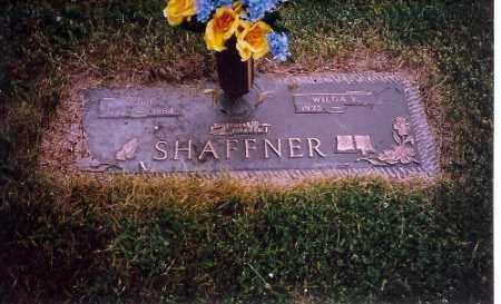 SHAFFNER, JOE L. - Shelby County, Ohio   JOE L. SHAFFNER - Ohio Gravestone Photos