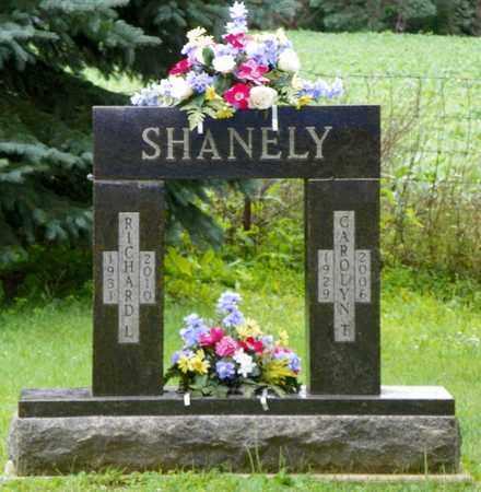 TROSTEL SHANELY, CAROLYN T. - Shelby County, Ohio | CAROLYN T. TROSTEL SHANELY - Ohio Gravestone Photos