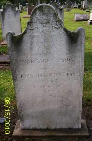 SHAW, MARGARET - Shelby County, Ohio | MARGARET SHAW - Ohio Gravestone Photos