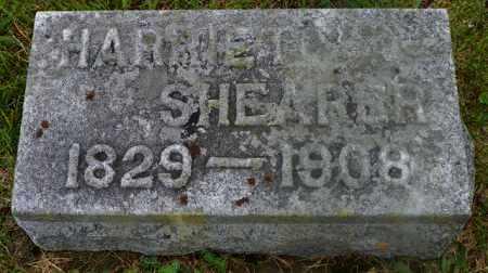 SHEARER, HARRIET - Shelby County, Ohio | HARRIET SHEARER - Ohio Gravestone Photos