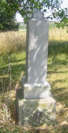 SHELLENBARGER, ROSANNA C. - Shelby County, Ohio | ROSANNA C. SHELLENBARGER - Ohio Gravestone Photos