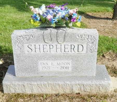 SHEPHERD, EVA E. - Shelby County, Ohio | EVA E. SHEPHERD - Ohio Gravestone Photos