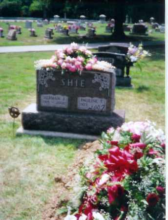 SHIE, HERMAN - Shelby County, Ohio   HERMAN SHIE - Ohio Gravestone Photos