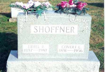 SHOFFNER, COVERT - Shelby County, Ohio | COVERT SHOFFNER - Ohio Gravestone Photos