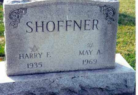 SHOFFNER, MAY A. - Shelby County, Ohio | MAY A. SHOFFNER - Ohio Gravestone Photos