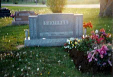 SHOFFNER, LLOYD - Shelby County, Ohio | LLOYD SHOFFNER - Ohio Gravestone Photos