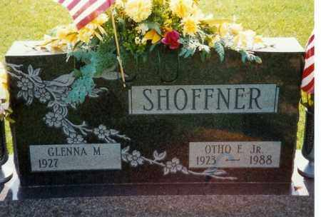 SHOFFNER, GLENNA M. - Shelby County, Ohio | GLENNA M. SHOFFNER - Ohio Gravestone Photos
