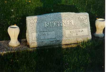 SHOFFNER, WALTER N. - Shelby County, Ohio   WALTER N. SHOFFNER - Ohio Gravestone Photos