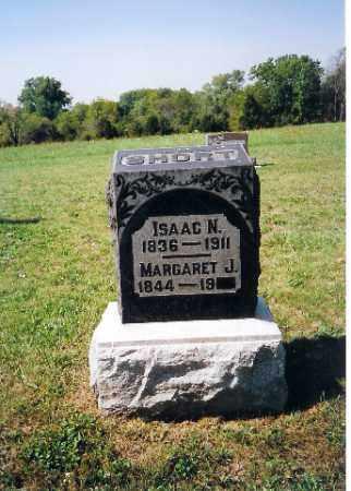 SHORT, ISAAC N - Shelby County, Ohio | ISAAC N SHORT - Ohio Gravestone Photos