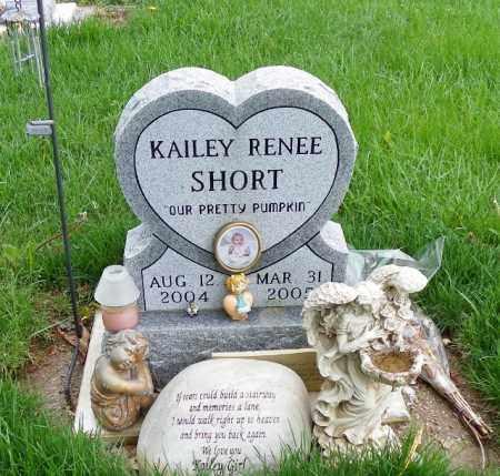 SHORT, KAILEY RENEE - Shelby County, Ohio | KAILEY RENEE SHORT - Ohio Gravestone Photos