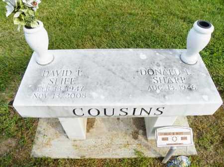 SHARP, DONALD L. - Shelby County, Ohio | DONALD L. SHARP - Ohio Gravestone Photos
