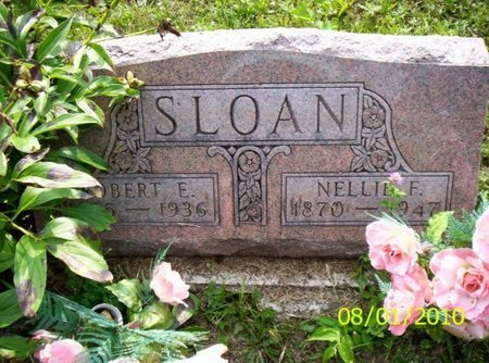 SLOAN, ROBERT E. - Shelby County, Ohio | ROBERT E. SLOAN - Ohio Gravestone Photos