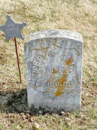 SMITH, JOHN C. - Shelby County, Ohio | JOHN C. SMITH - Ohio Gravestone Photos