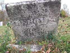 SMITH, LEROY S - Shelby County, Ohio   LEROY S SMITH - Ohio Gravestone Photos
