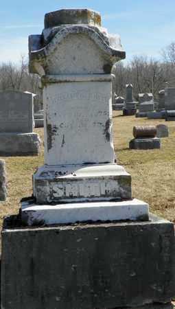 SMITH, WILLIAM K. - Shelby County, Ohio | WILLIAM K. SMITH - Ohio Gravestone Photos