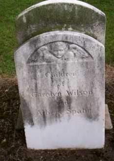 SPAHR, UNKNOWN - Shelby County, Ohio | UNKNOWN SPAHR - Ohio Gravestone Photos