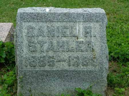 STAHLER, DANIEL R - Shelby County, Ohio | DANIEL R STAHLER - Ohio Gravestone Photos