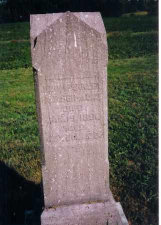STANLEY, JOHN - Shelby County, Ohio   JOHN STANLEY - Ohio Gravestone Photos