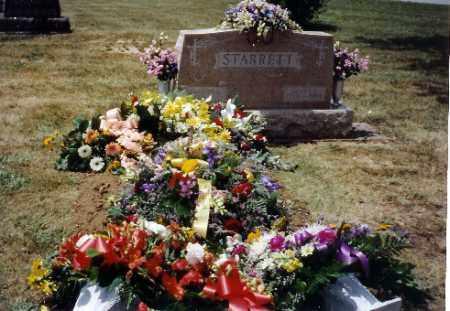 STARRETT, CHESTER - Shelby County, Ohio | CHESTER STARRETT - Ohio Gravestone Photos