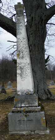 STARRETT, CHARLES - Shelby County, Ohio   CHARLES STARRETT - Ohio Gravestone Photos