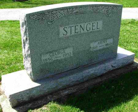 STENGEL, GEORGE - Shelby County, Ohio | GEORGE STENGEL - Ohio Gravestone Photos