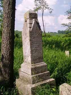 STEPHENS, EBENEZER D. - Shelby County, Ohio | EBENEZER D. STEPHENS - Ohio Gravestone Photos
