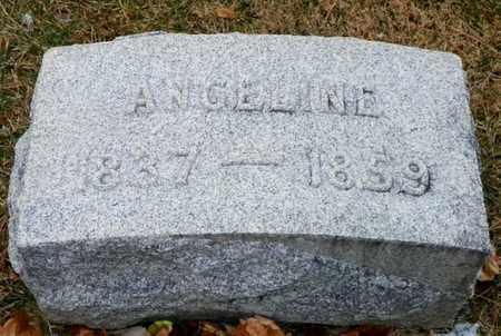 STEPHENSON, ANGELINE - Shelby County, Ohio | ANGELINE STEPHENSON - Ohio Gravestone Photos