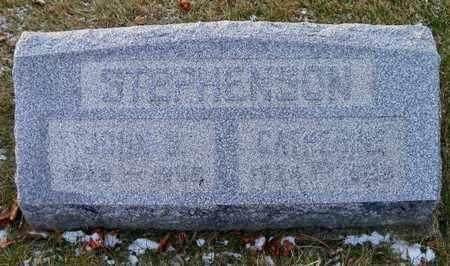 STEPHENSON, JOHN S. - Shelby County, Ohio   JOHN S. STEPHENSON - Ohio Gravestone Photos