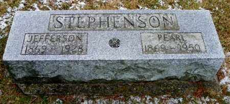 STEPHENSON, PEARL - Shelby County, Ohio | PEARL STEPHENSON - Ohio Gravestone Photos