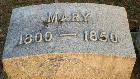 STEPHENSON, MARY - Shelby County, Ohio | MARY STEPHENSON - Ohio Gravestone Photos