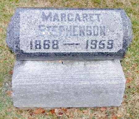 STEPHENSON, MARGARET - Shelby County, Ohio | MARGARET STEPHENSON - Ohio Gravestone Photos