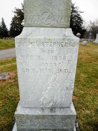 STEPHENSON, RACHEL - Shelby County, Ohio | RACHEL STEPHENSON - Ohio Gravestone Photos