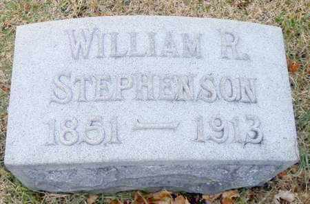 STEPHENSON, WILLIAM R. - Shelby County, Ohio | WILLIAM R. STEPHENSON - Ohio Gravestone Photos