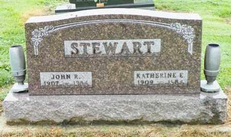 STEWART, JOHN R. - Shelby County, Ohio | JOHN R. STEWART - Ohio Gravestone Photos
